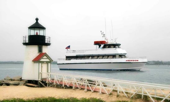 Motor Yacht Cruises In Harwich, Massachusetts