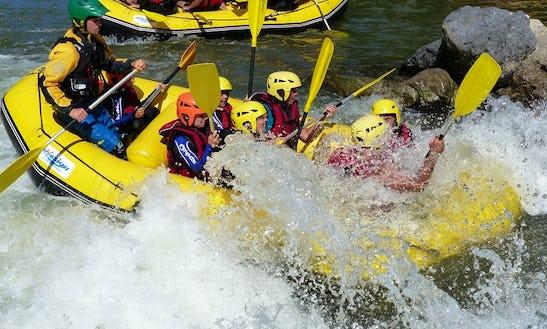 White Water Rafting In Itxassou