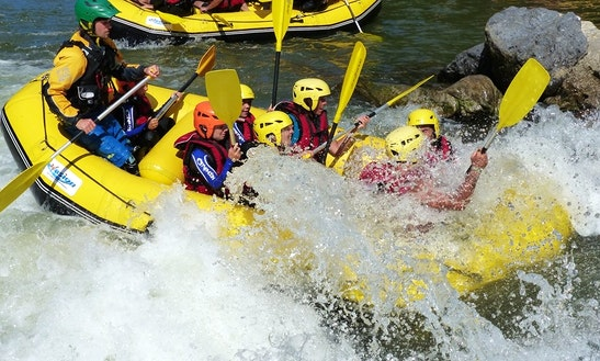 White Water Rafting In Itxassou