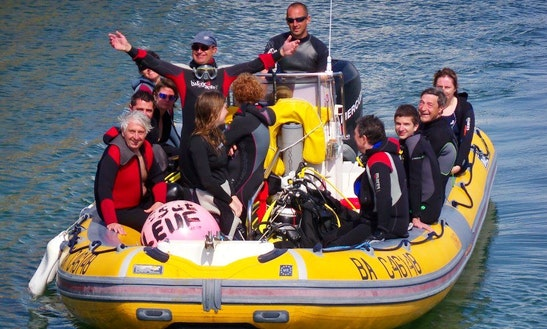 Rib Diving Trips In Ciboure, France