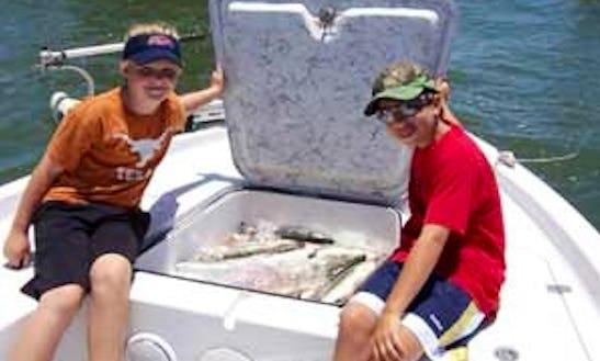 South Louisiana Fishing Charter With Captain Josh