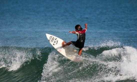 Surfing Lessons In Saint-jean-de-luz