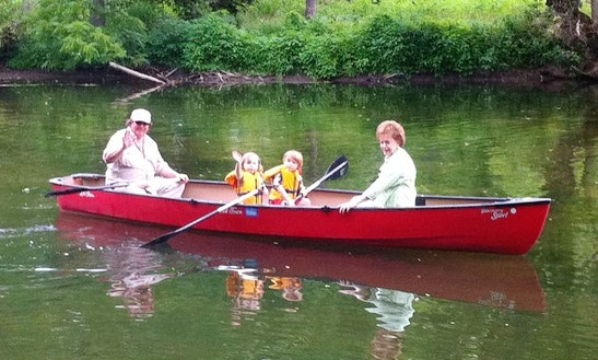 Canoe Rental & Tours In Newlin Township