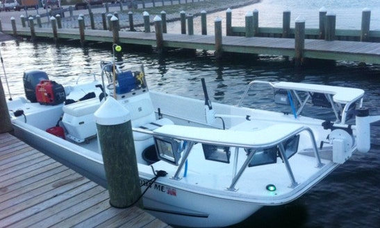 19' Carolina Skiff Center Console In Orange Beach Florida, United States