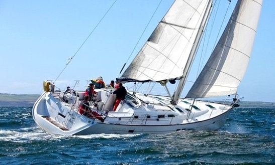 Oceanis 473 Cruising Monohull Charters In Kinsale, Ireland