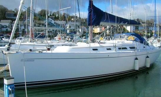 Hanse 40 Cruising Monohull Charters In Kinsale, Ireland