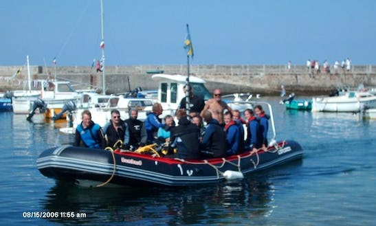 Rib Diving Trips In Saint-pierre-quiberon, France