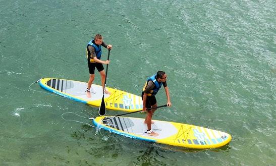 Paddleboard Rental In Sauzon, France