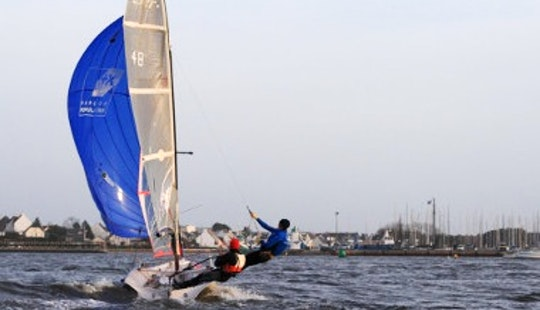 Taste The Joy Of Windsurfing In Port-louis, France - Book A Lesson Now!