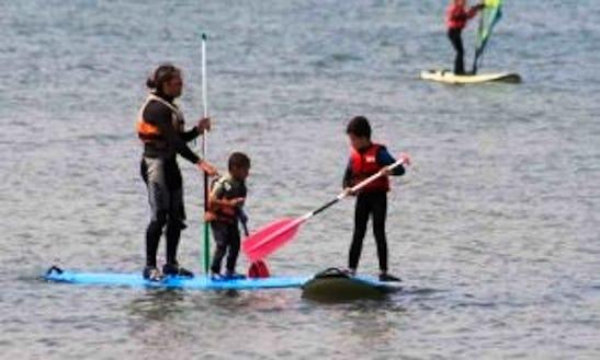 Paddleboard Rental In Port-louis, France