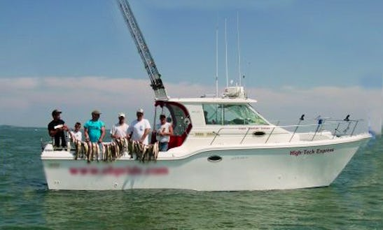 Charter Fishing Services In Marblehead