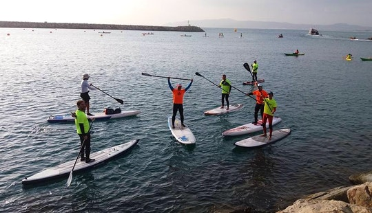 Stand Up Paddleboard Rental In Barcelona