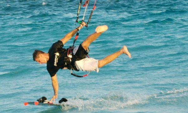 Wind Surfer Rental & Courses in Malaga, Spain