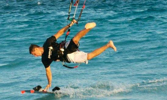 Wind Surfer Rental & Courses In Malaga, Spain