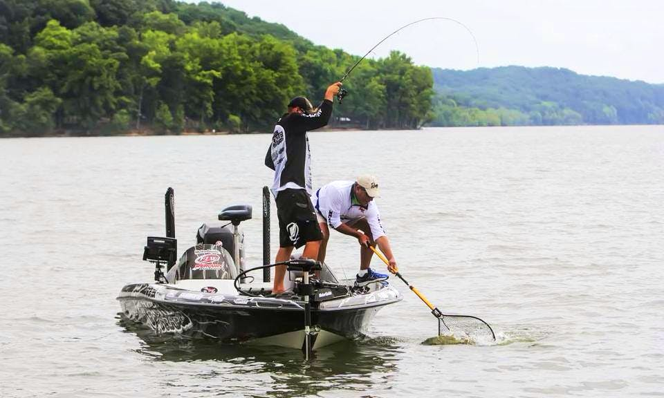 Fishing Trip Guide Service In Guntersville