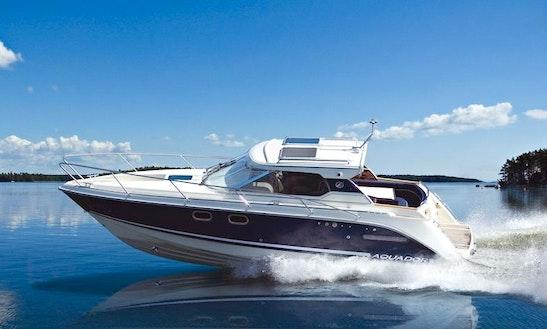 Aquador 26 Ht Motor Yacht In Finland