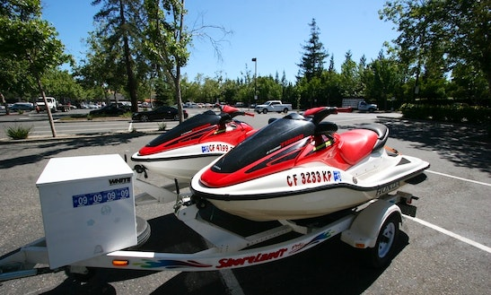 Personal Watercraft Rental In San Jose