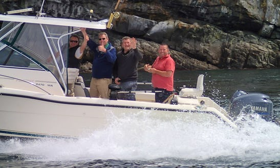 Sport Fisherman Charter In Comox-strathcona J