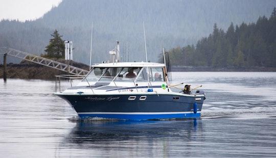 Fishing Charter On 28ft