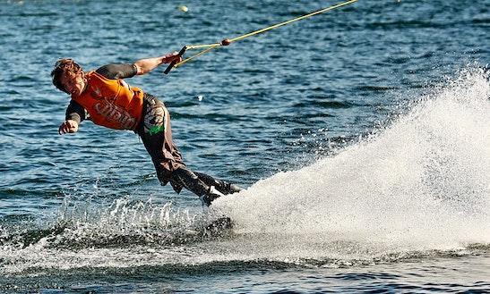 Wakeboard Rental In Muskoka Lakes