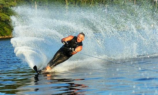 Water Ski Rentals In Muskoka Lakes