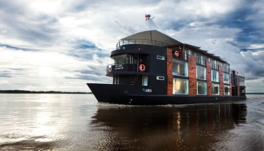 Amazon River Discovery Cruise In Peru