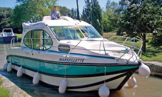 'estivale Duo' Cuddy Cabin Boat Hire In Bouzies