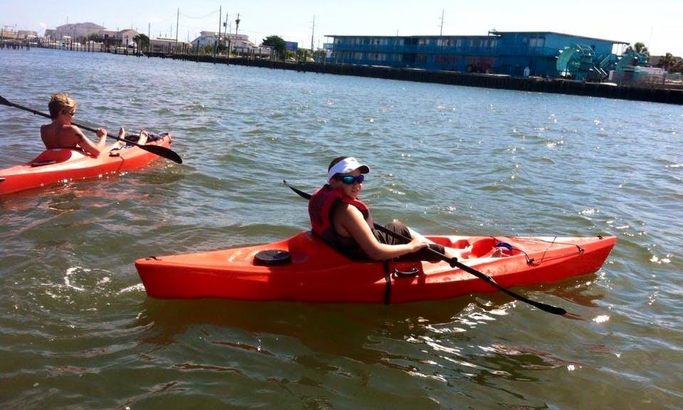 Single Kayak Rental in Morehead