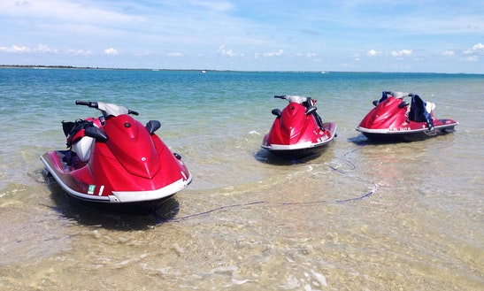 Jet Ski Rental In Morehead, North Carolina