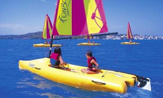 Hire Fun Boat In Quiberon