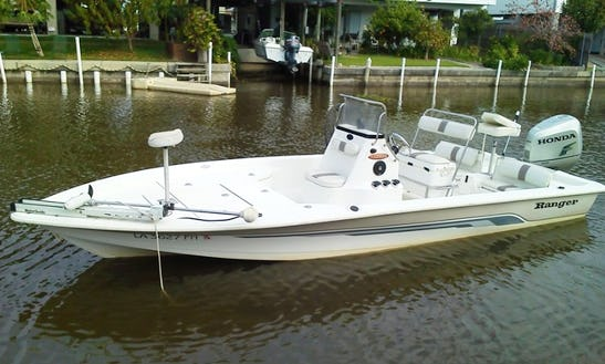 26' Center Console Fishing Charter In Lafitte, Louisiana United States