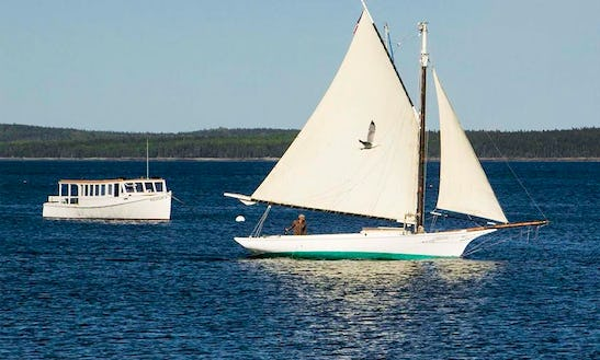 Enjoy Bar Harbor, Maine On 29ft