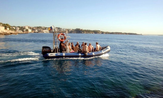 Try Scuba Diving In Illetes