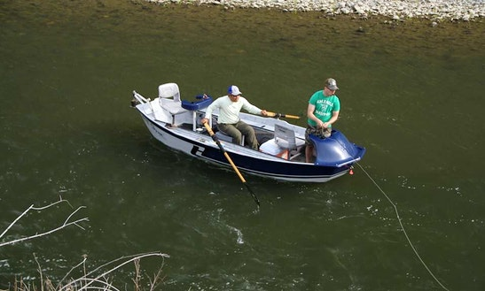 Guided Fishing Trips From Ellensburg