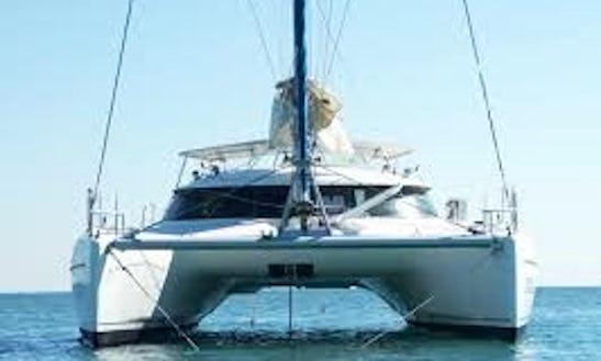 Bahia 46 Cruising Catamaran Rental & Trips In Larmor-plage, France