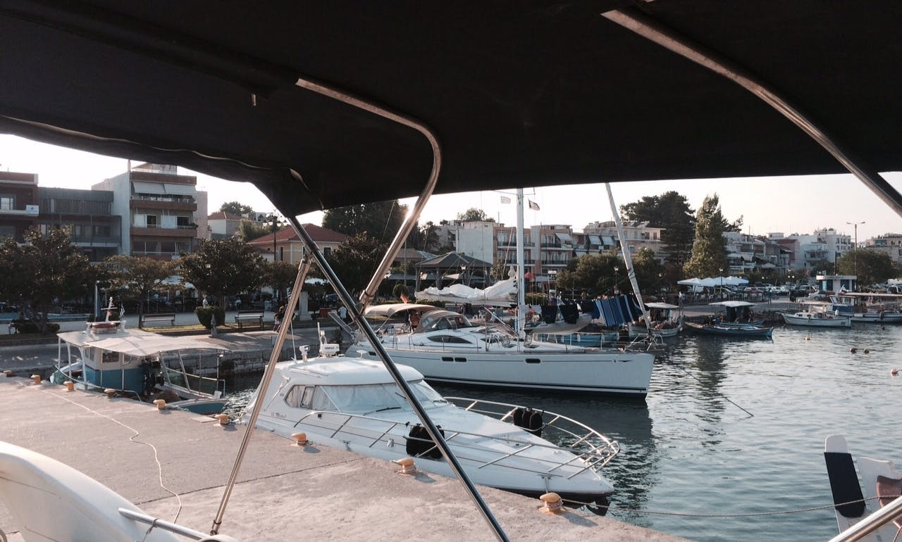 Charter Azimuth 46 Motor Yacht in Preveza, Greece