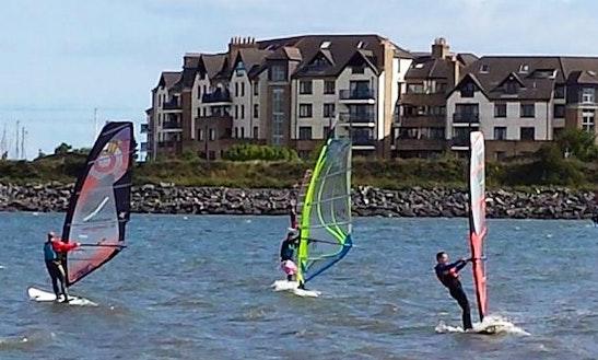 Windsurfing Rental & Lessons In Malahide, Ireland