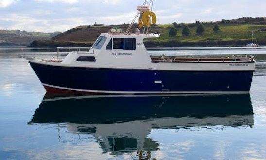 Fishing Trip Charter In Cork