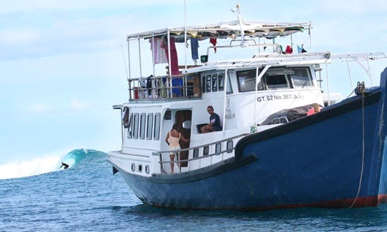 64' Surf Charter In Indonesia