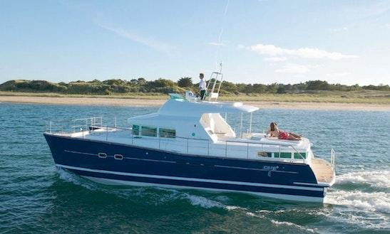 Lagoon Power 43 Catamaran Rental In Canet-en-roussillon