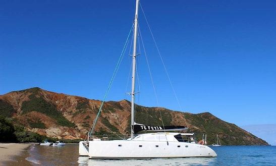 Natutitech 475 Cruising Catamaran Trips & Charters In Noumea, New Caledonia