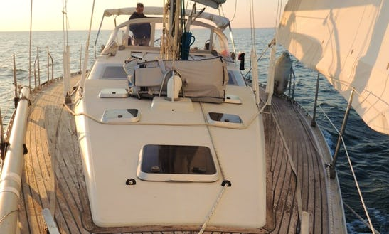 Excursions And Sailing Cruises In Saint-florent, France