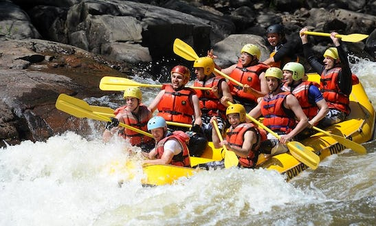 Rafting Trips In Grenville-sur-la-rouge, Canada