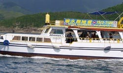 "Book a Diving Trips on a ""Adventure I"" Passenger Boat in Wan Chai, Hong Kong"
