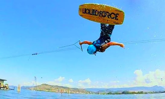 Wakeboarding Rental & Lessons In Central Okanagan H, Canada