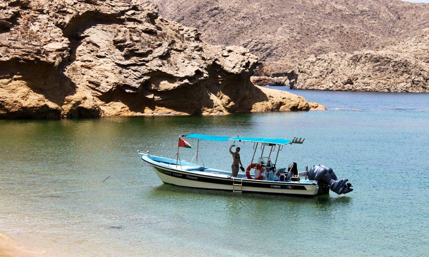 Fishing Trip in Salalah,Oman