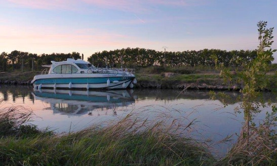 'estivale Quattro S' Motor Yacht Hire In Saverne