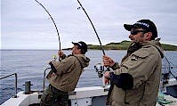 Fishing Tour in Wexford, Ireland