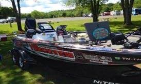 Guided Bass Crappie Fishing Trip on Kentucky Lake