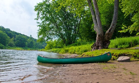 Canoe Rental & Trips In The Shenandoah River